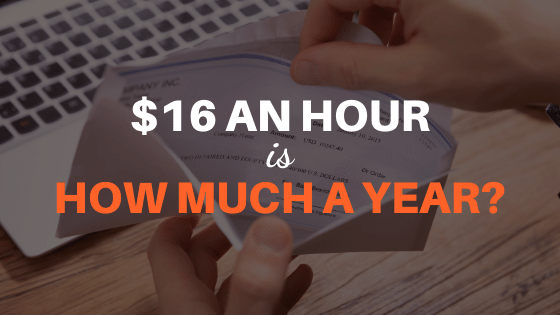16 an hour is how much a year