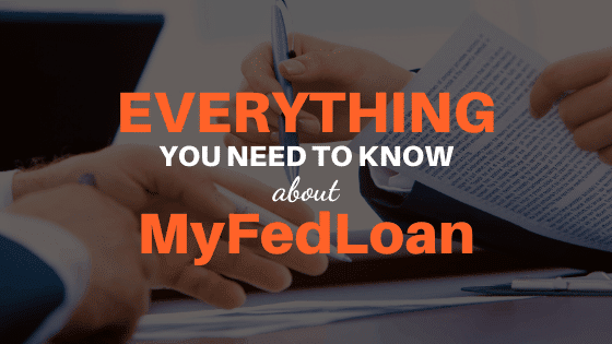 This Is Your Definitive 2020 Guide to MyFedLoan