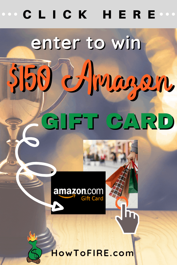 Win a $150 Amazon Gift Card!