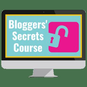 Bloggers Secrets