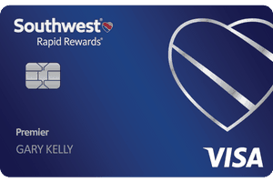 Chase Southwest Rapid Rewards Personal Credit Card