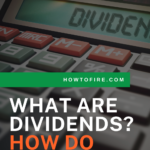 what are dividends