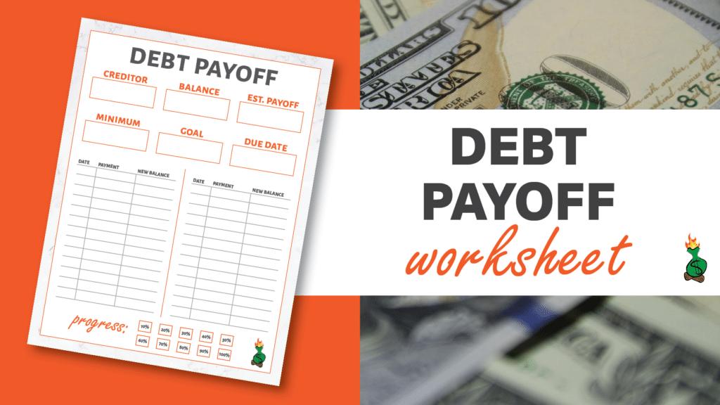 Free Printable Budget Sheets article graphics7