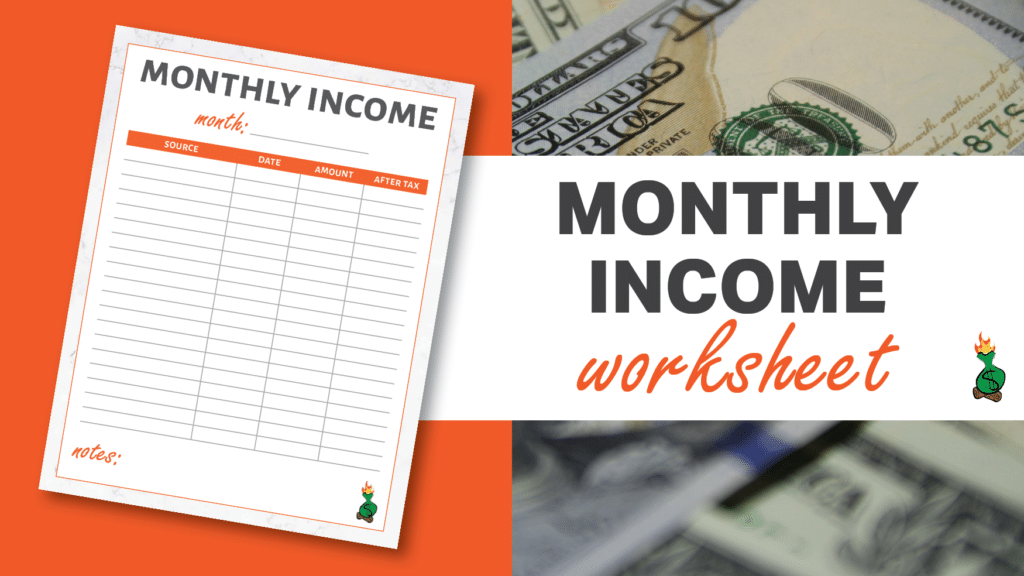 Free Printable Budget Sheets article graphics9
