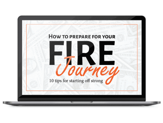 How To Prepare For Your FIRE Journey eBook