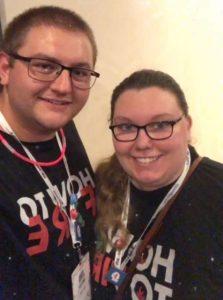 John and Sam at FinCon 2019
