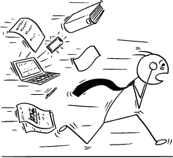 Run Away From Job