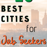 Top 10 Best Cities for Job Seekers