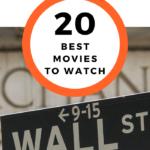 best wall street movies pin