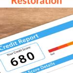 credit restoration pin