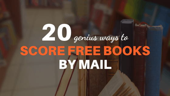 free books by mail