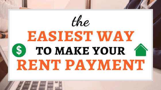 rent payment