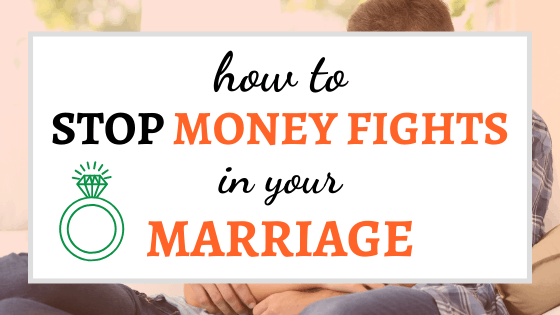 How To Stop Money Fights in Your Marriage