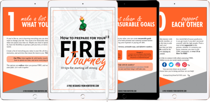 How To FIRE eBook Mockup
