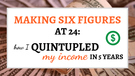 Making Six Figures