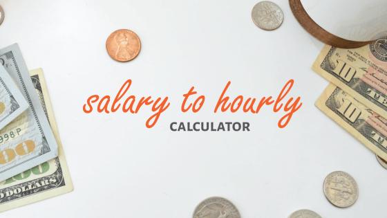 salary to hourly