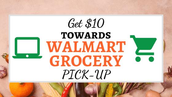 Walmart Pick Up Promo Code