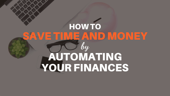 automating your finances