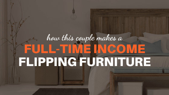 flipping furniture