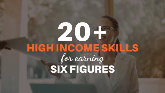 high income skills