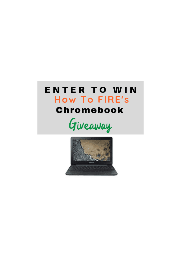 online contests, sweepstakes and giveaways - Win a Brand New $200+ Samsung Chromebook!