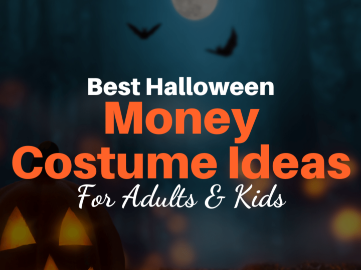 Best Halloween Money Costume Ideas for Adults and Kids
