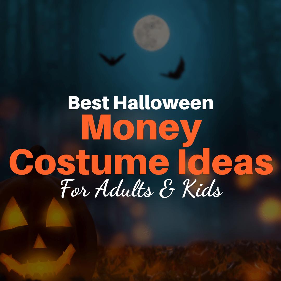 money costume ideas
