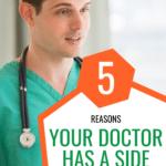 doctor side hustle