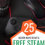 free steam gift card